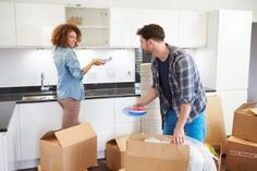 USAA Member Community: Preparing Your Kitchen for a Move. #moving #summer #diy #family #kitchen #house #home #checklist