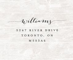 Custom Address Stamp, Self Inking Rubber Stamp, Calligraphy Stamp, Personalized Gift, Custom Address Rubber Stamp, Save the Date