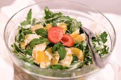 Salat auf einer Hochzeit in Thüringen