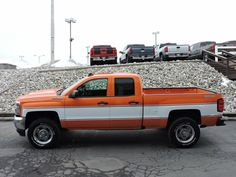New Chevy Truck, New Chevy Silverado, New Pickup Trucks, Vintage Pickup Trucks, Chevy 4x4, Chevy Pickups, Chevrolet Trucks, Silverado 1500, Mini Trucks