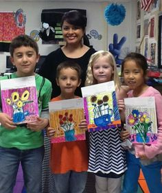 These projects, completed during art class with teacher Christina Spera-Bartlett, will be reproduced on sheets of stickers for each student by Square1 Art. Description from pinterest.com. I searched for this on bing.com/images