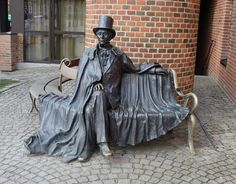 Hans Christian Andersen in Odense. http://www.facebook.com/unisouthdenmark