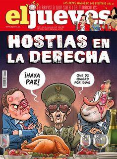 Portada Revista El Jueves  nº. 2119