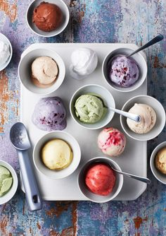 Style and Create — Ice cream love | Photo by Susanna Blåvarg for...