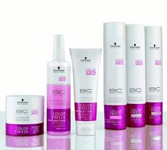 Schwarzkopf Professional BC Color Freeze