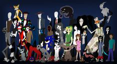 Creepypasta Group!