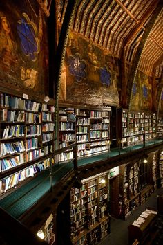 Oxford Union Library, Oxford