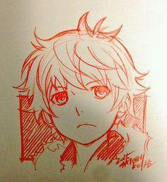 Manga Anime, Anime Art, Yukine Noragami, Mermaid Sketch, Yatori, Arte Sketchbook, Anime Sketch, Art Reference Poses, I Love Anime