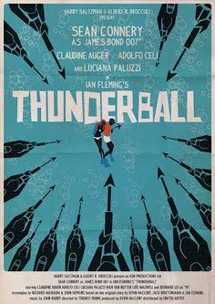 Movie Poster: Thunderball