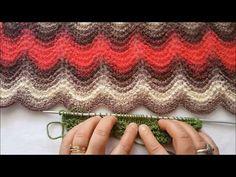 - YouTube Loose Waves, Sea Waves, Waves Logo, Edge Stitch, Bright Skin, Baby Knitting Patterns, Mask Design, Cauliflower, Diy And Crafts