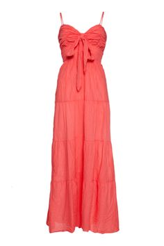 Maxi Dress Coral