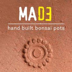 The Artist, Bonsai, Pots, Handmade, Hand Made, Cookware, Jars, Handarbeit, Flower Planters