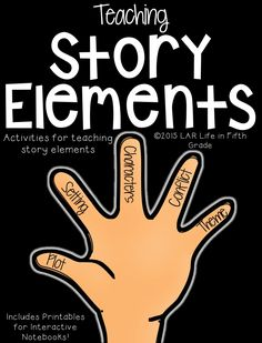 Life in Fifth Grade: Book Reviews and Teaching Story Elements