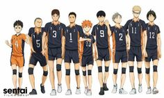 Sentai Filmworks Acquires 'Haikyu!! 3rd Season: Karasuno High VS. Shiratoizawa High School' Anime License