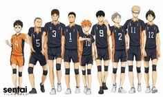 Sentai Filmworks Acquires 'Haikyu!! 3rd Season: Karasuno High VS. Shiratoizawa High School' Anime License