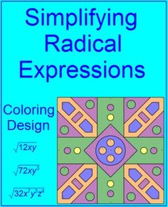 Solving Multi-Step Inequalities or Equations - Coloring Activity