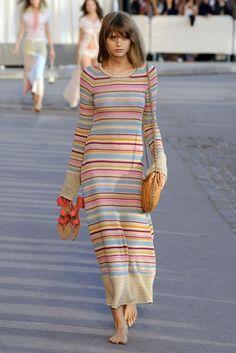 Chanel Модные Вязаные Вещи, Модный Показ, Модный Дизайн, Женская Мода,  Круиз Шанель 07994ff08cd