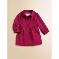 Burberry Infant's Raincoat