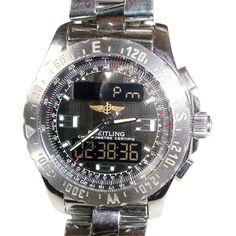 Breitling Airwolf Chronometre Stainless