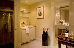 Butlers pantry, The Hermitage Hotel, Nashville, Tennessee