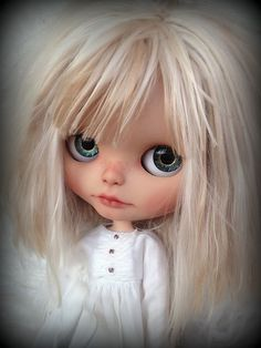 Evadne - con unos preciosos ojitos de AlmonDoll /AlmondDoll eyechips | Flickr - Photo Sharing!