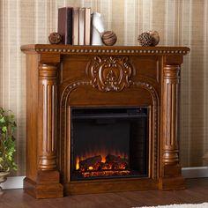 Crawford Electric Fireplace