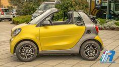 Primo contatto Smart fortwo Cabrio – L'estate in città http://www.italiaonroad.it/2016/03/20/primo-contatto-smart-fortwo-cabrio-lestate-in-citta/