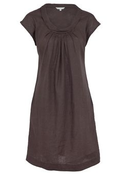 I think this dress is lovely...simply lovely. But a bolder color would be more fun.