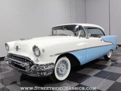1955 Oldsmobile Eighty Eight Holiday