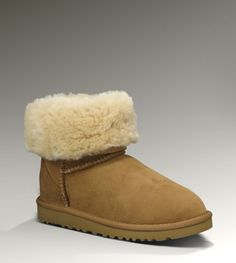 Ugg Classic Short 5825 Boots Chestnut