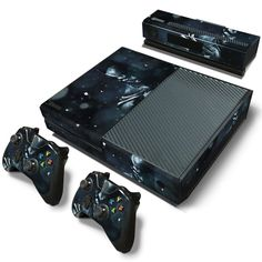 From HelloDefiance.com  http://www.hellodefiance.com/products/gothamguardian-skin-xbox-one-protector?utm_campaign=social_autopilot&utm_source=pin&utm_medium=pin