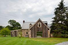 Private Estate A Modern Reinterpretation of a Historical Rural House in Pennsylvania