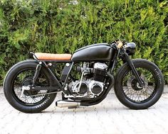 #Honda #cb750 #bratstyle #flowstyle - Klassik Kustoms