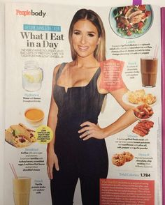 """43.2k Likes, 635 Comments - Jessie James Decker (@jessiejamesdecker) on Instagram: """"Check me out in @people talkin food and health! (Keep in mind I'm doing intense workouts burning…"""""""