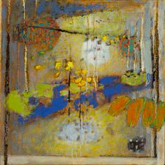 Active Components | oil on canvas | 32 x 32"