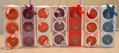 JanB Handmade Cards Atelier: Scented Candle Boxes