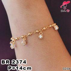 Pin BBM : D5B0B9AB WA/SMS/Telp : 081546577219 bahan dasar tembaga (bukan besi). dilapisi RODHIUM yang biasanya digunakan untuk melapisi emas di toko-toko emas 18k.Permata Zircon, Bisa di sepuh ulang dan anti alergi. Gold Bracelet For Girl, Gold Bracelet Indian, Gold Bangle Bracelet, Gold Bangles Design, Gold Earrings Designs, Bracelet Designs, Gold Jewelry Simple, Silver Jewelry, Pendant Jewelry