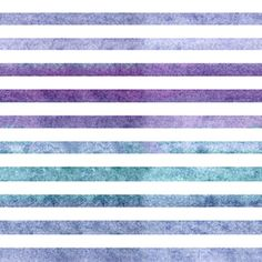 Twilight Whisper 6 by Olga Koelsch - Watercolor pattern with watercolour stripes The set included: - All elements are on separate layers (PSD) - Bonus pattern Watercolor Pattern, Color Stripes, Whisper, Textile Design, Twilight, Print Patterns, Outdoor Blanket, Blue And White, Free