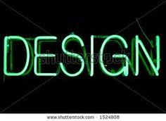 green neon signs