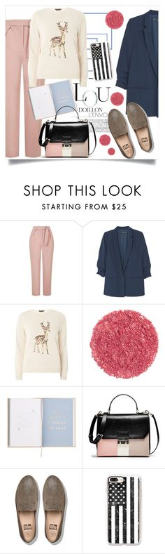 """""""Fall Casual Outfit"""" by souljuice ❤ liked on Polyvore featuring Topshop, MANGO, Dorothy Perkins, FitFlop, Casetify, Fall, outfit, casualoutfit and falltrend"""