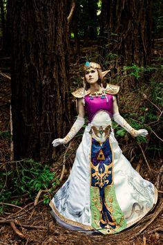 Seven Fantastic Link And Zelda Costumes [Featured]