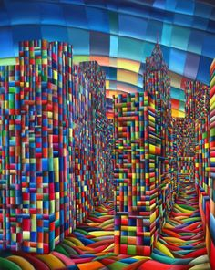 """100x80 """"tribute to ny"""" #fineart"""