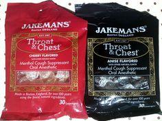 Леденцы Jakemans для облегчения дыхания - Радость души и тела