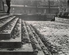André Kertész / Paris - Les quais 1963
