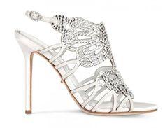 www.sergiorossi.com, Sergio Rossi, bride, bridal, wedding, wedding shoes, bridal shoes, luxury shoes, haute couture