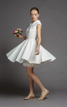 miché Wedding 2016 Girls Dresses, Flower Girl Dresses, Wedding Dresses, Fashion, Bride Gowns, Wedding Gowns, Moda, La Mode, Weding Dresses