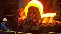China: Stahlgigant in Arbeit: Baosteel will Wuhan Iron schlucken