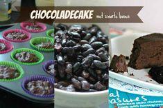 Het recept voor deze chocoladecakejes is zonder tarwe of andere granen en dus gluten-vrij. Het magische ingrediënt is de zwarte boon. Dat klinkt misschien heel raar, maar geloof me.. je proeft het echt niet (Als je het niet weet, in ieder geval).