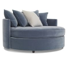 Jeanie Chair & 1/2 - Mitchell Gold + Bob Williams-sat on it in store...verrrry soft & comfy