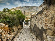 Hidden neighborhoods of Santorini. Exo Gonia by